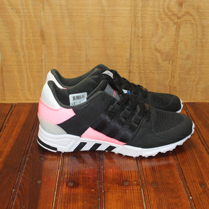 ADIDAS EQT Support RF Core Black Turbo Sneakers